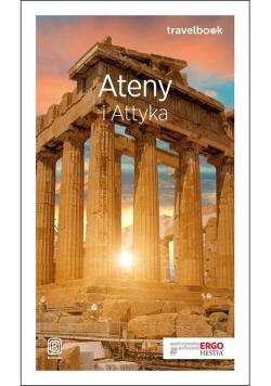 Ateny i Attyka Travelbook
