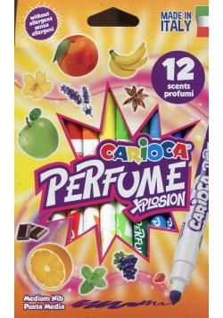 Pisaki zapachowe Xplosion 12 kolorów