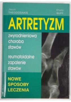 Artretyzm. Zwyrodnieniowa choroba stawów