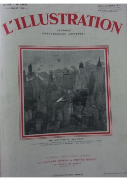 L'illustration, 1930r.