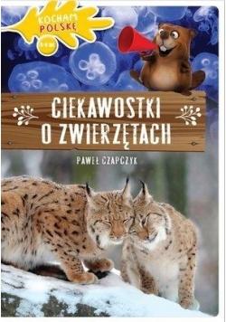 Kocham Polskę. Ciekawostki o zwierzętach