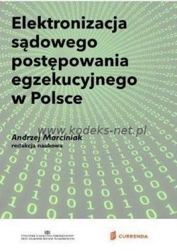 Elektronizacja sądowego postępowania egzekucyjnego w Polsce