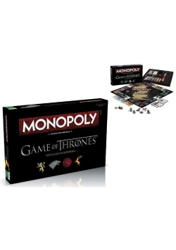 Monopoly Gra o tron wersja kolekcjonerska