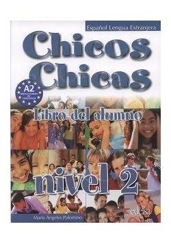 Chicos Chicas 2 Libro del alumno EDELSA