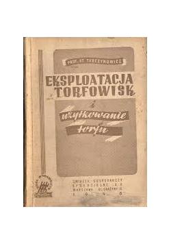 Eksploatacja torfowisk i użytkowanie torfu,1948r
