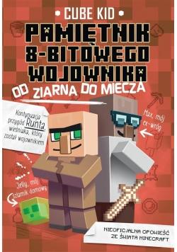 Minecraft T.2 Pamiętnik 8-bitowego wojownika