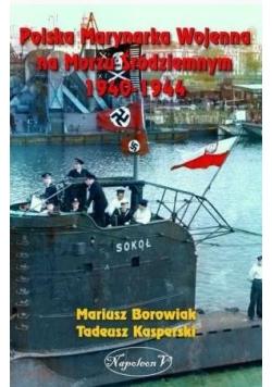 Polska Marynarka Wojenna na Morzu Śródziemnym...