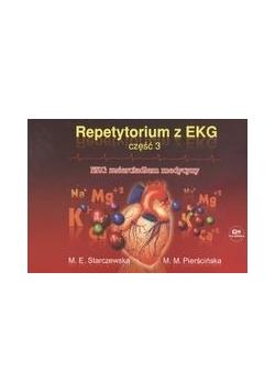 Repetytorium z EKG. Cześć 3: EKG zwierciadłem medycyny