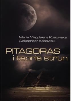 Pitagoras i teoria strun