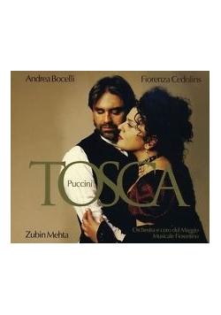 Puccini: Tosca, płyta CD