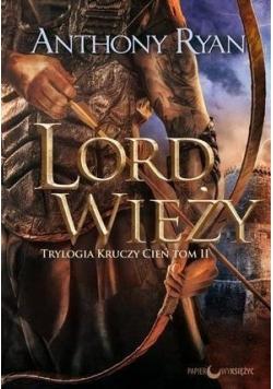 Trylogia Kruczy Cień T.2 Lord wieży