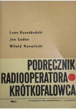Podręcznik radiooperatora krótkofalowca