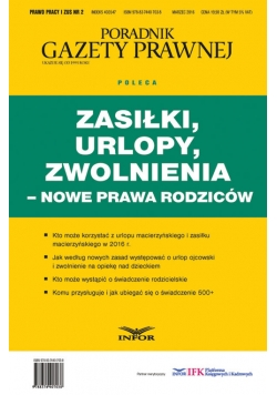 Prawo Pracy i ZUS 2/2016