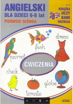 Angielski dla dzieci z.10 6-8 lat LITERAT