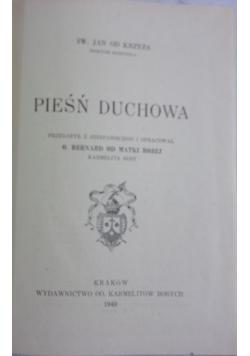 Pieśń Duchowa, 1949 r.