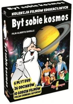 Był sobie kosmos - Kolekcja filmów (DVD)