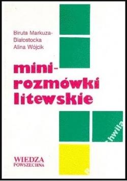 Mini rozmówki litewskie