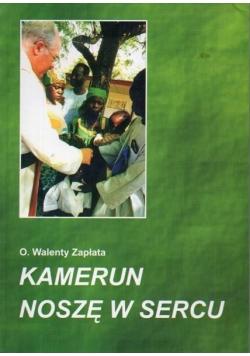 Kamerun noszę w sercu.