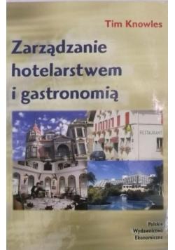 Zarządzanie hotelarstwem i gastronomią