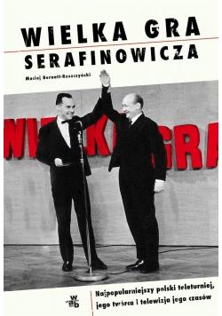 Wielka gra Serafinowicza