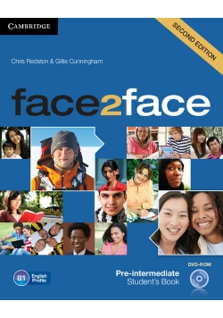 face2face Pre-Intermediate Student's Book + DVD