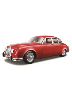 Jaguar Mark II 1959 1:18 BBURAGO