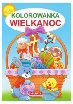 Kolorowanka Wielkanoc