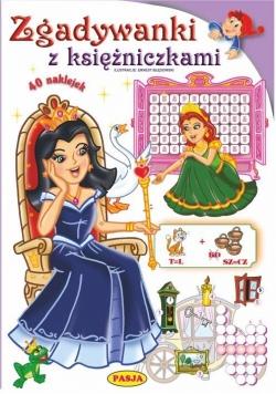 Zgadywanki z księżniczkami PASJA