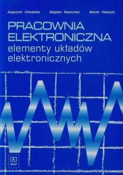 Pracownia elektroniczna elementy układów elektronicznych