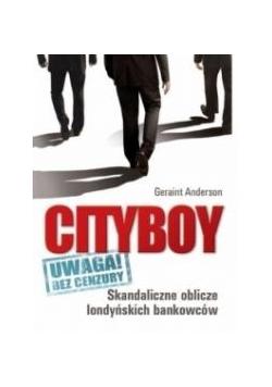 Gityboy skandaliczne oblicze londyńskich bankowców