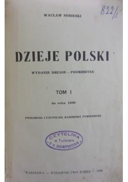 Dzieje Polski  T. I, 1938 r.