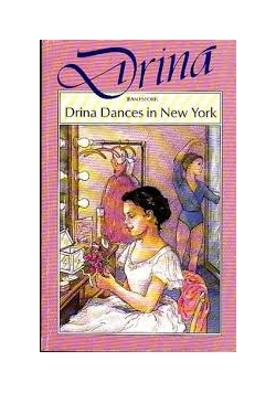 Drina dances in New York