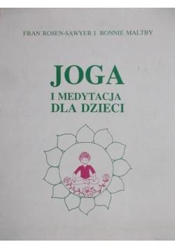 Joga i medytacja dla dzieci