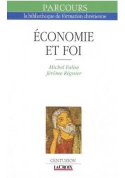 Economie et foi