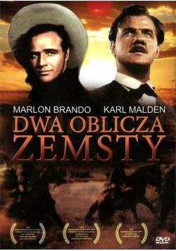 Dwa oblicza zemsty - DVD