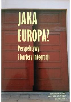 Jaka Europa? Perspektywy i bariery integracji