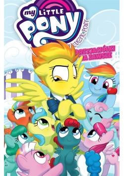 My Little Pony. Przyjaciółki na zawsze T. 3