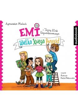 Emi i Tajny Klub Superdziewczyn Wielka Księga.. CD
