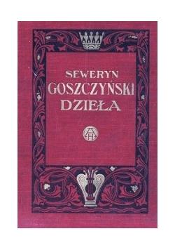 Seweryn Goszczyński dzieła