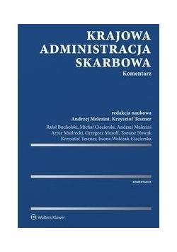 Krajowa Administracja Skarbowa. Komentarz