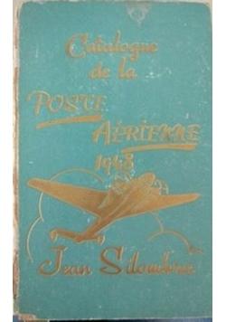 Catalogue des Timbres de la poste aerienne, 1948 r.