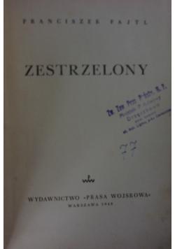 Zestrzelony, 1948 r.