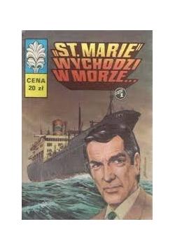 Wychodzi w morze...,1945r.