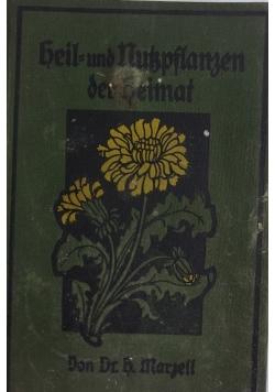 Heil und Aubpflagen der Heimat, 1924r