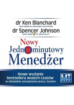 Nowy Jednominutowy menedżer. Audiobook