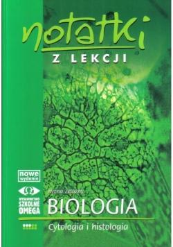 Notatki z Lekcji Biologii część 3 cytologia OMEGA