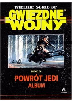 Gwiezdne Wojny. Powrót Jedi Album