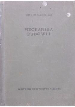 Mechanika Budowli