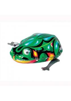 Skacząca żabka
