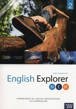 English Explorer New 2 Podręcznik